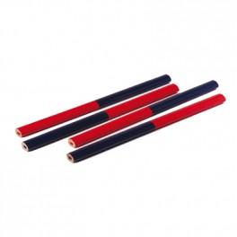 Tužka truhlářská, červeno - modrá, TRUTCM