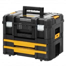 Combo sada kufrů TSTAK II+IV, 440x326x331 mm, Dewalt, DWST1-70702