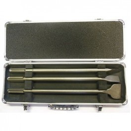 Sada sekáčů SDS-Max, 3-dílná, Makita, D-40543