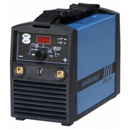 AKČNÍ SET - svařovací invertor KITin150 TIG LA + svařovací kabely 3 m / 25 mm + samostmívací kukla, KITIN150TIGLAS3