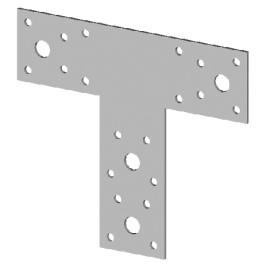 Spojovač T, 160 x 98 x 45 mm, Bova, ST
