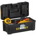 Box s kovovou přezkou, 400 x 200 x 200 mm, Stanley, STST1-75518