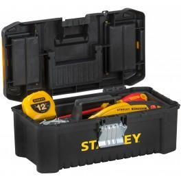 Box s kovovou přezkou, 320 x 190 x 130 mm, Stanley, STST1-75515