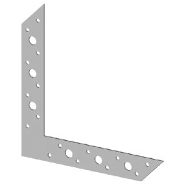 Rohovník, 85 x 85 mm, 2 mm, ROH85