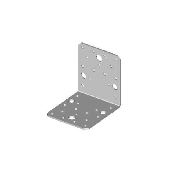 Úhelník, 90 x 105 x 105 mm, bez vlisu, UHBV100