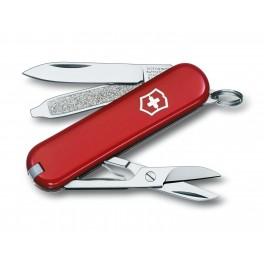 Kapesní nůž, Victorinox Classic SD, červený, 0.6223