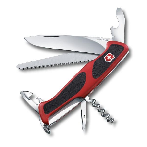 Kapesní nůž, Victorinox Delémont RangerGrip 55, 0.9563.C