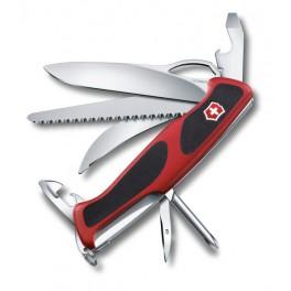 Kapesní nůž, Victorinox Delémont RangerGrip 58 Hunter, 0.9683.MC