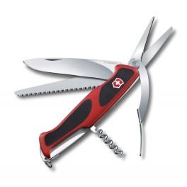 Kapesní nůž, Victorinox Delémont RangerGrip 71 Gardener, 0.9713.C