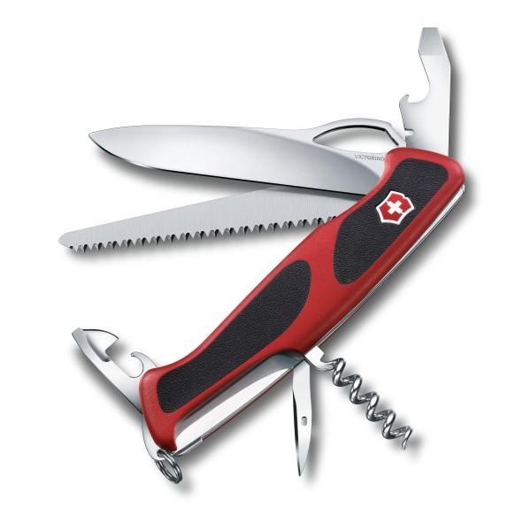 Kapesní nůž, Victorinox Delémont RangerGrip 79, 0.9563.MC