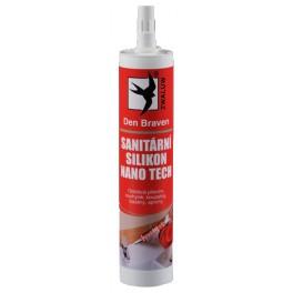 Sanitární silikon Nano Tech, bílý, 310 ml, Den Braven, 30212RL, DB02587