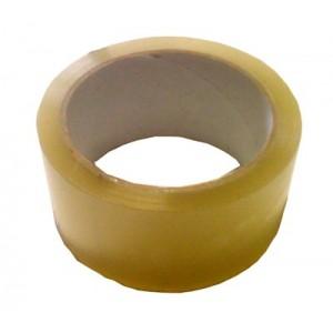 Lepící páska, transparentní, 48 mm x 66 m, PLT48