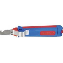 Nůž na kabely s hákovou čepelí č. 4,  4-28 mm, Weicon, 50054328, 1177533