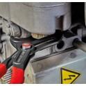 Stavitelné kleště Cobra®, instalatérské, QuickSet, 250 mm, Knipex, 8721-250