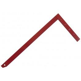Úhelník zednický, 300 x 200 mm, F14455
