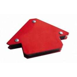 Úhlový magnet, 85 x 85 mm, 45° a 90°, F70090