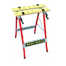 Pracovní rozkládací stůl, V80 x Š61 x D24 cm, 7000