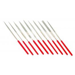 Sada diamantových pilníků, 10-dílná, Festa, F22189