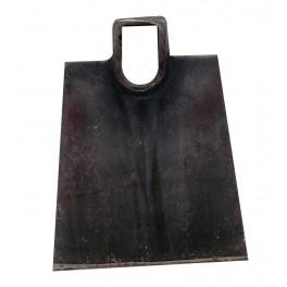 Motyka kovaná, plochá, 600 g, bez násady, F61038