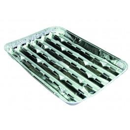 Grilovací hliníkový tácek, 4 ks, 43050