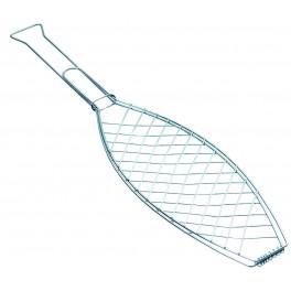 Grilovací mřížka na opékání 1 ryby, 360 x 130 mm, 43083, AFG119S