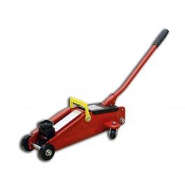 Hydraulický zvedák pojízdný, přenosný, 2 t, 130 - 345 mm, 9.6 kg, 26820