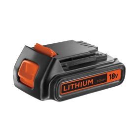 Akumulátor, 18.0 V, 2.0 Ah, Black+Decker, BL2018