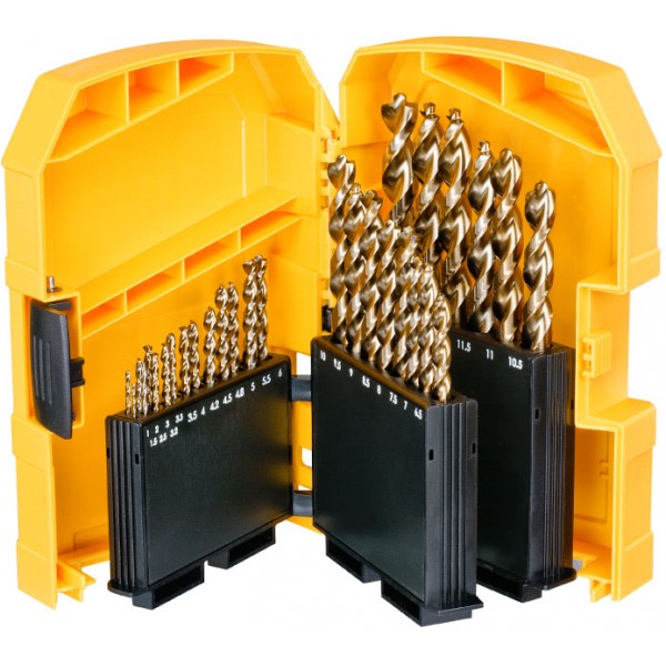 Sada vrtáků do kovu, 29-dílná, Extreme 2, DeWalt, DT7926