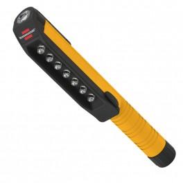 Ruční kapesní bateriová svítilna 7+1 LED, Brennenstuhl, BS1175990