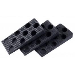 Montážní klínky plastové, 95x45x15 mm, 50 ks, F37210