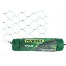Síť proti ptákům, zelená, 2 x 10 m, 18 x 18 mm, F45571
