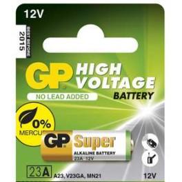 Alkalická speciální baterie GP 23AF, blistr, B1300, EM-B1300