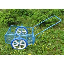 Pouze do vyprodání!!! Vozík PEGAS, plastová kola, komaxit, nosnost 100 kg, PEGASPLAST