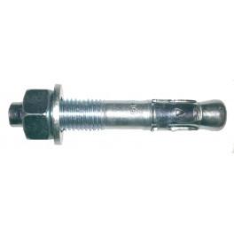 Průvlaková kotva KWA, 8x 50 mm, option 7, zinek bílý, KWA8/50