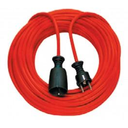 Plastový kabel, 10 m s vidlicí a volnou zásuvkou 16 A, IP20, Brennenstuhl, BS1167464