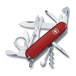 Kapesní nůž, Victorinox Explorer, červený, 1.6703