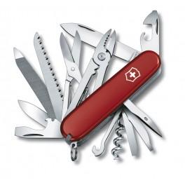 Kapesní nůž, Victorinox Handyman, červený, 1.3773