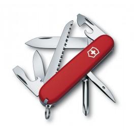 Kapesní nůž, Victorinox Hiker, červený, 1.4613