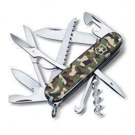 Kapesní nůž, Victorinox Huntsman, kamufláž, 1.3713.94