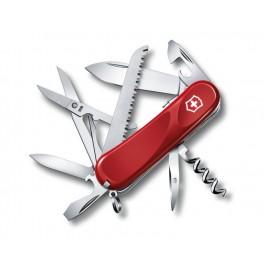 Kapesní nůž, Victorinox Evolution S 17, červený, 2.3913.SE