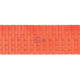 Popruh 50 mm, do 5 t, oranžový, metráž, Clia, POP50ORA