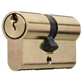 Bezpečnostní vložka, 200RSD, 29+70 mm, 3 klíče, FAB, FAB200RSD/29+70
