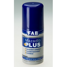 Mazadlo FAB Plus, 30 ml, FAB, FABMAZPLUS