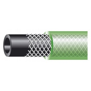 Zahradní hadice černo-zelená, lehká, 1/2', 25 m, HADLIGHT12-25