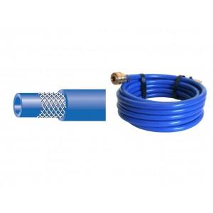 Hadice TubiAir Blue, 9/15 mm, rychlospojky, 15 m, TAM9-15K