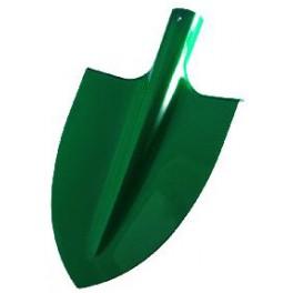 Rýč špičatý, 240 mm, 1,5 mm, kalený, komaxit, bez násady, KS011