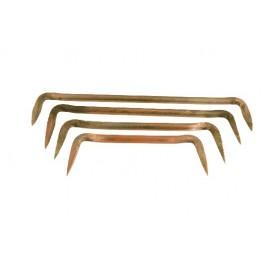 Tesařská kramle, 12 x 200 mm, KS026