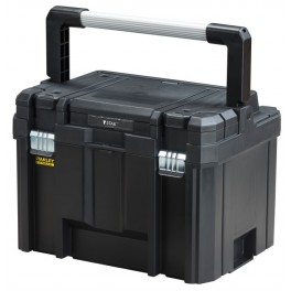 Hluboký box s organizérem, TSTAK BOX, FatMax, Stanley, FMST1-75796