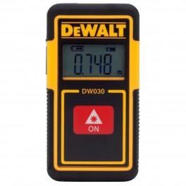 Laserový dálkoměr, 9 m, kapesní, DeWALT, DW030PL