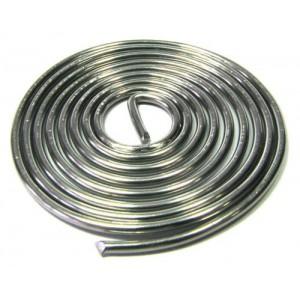 Pájka trubičková, Standart, Sn 40 Pb, 1,5 mm, 10 g, Nuba, P1/10